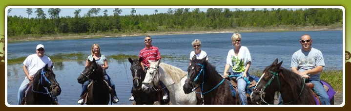 Riding Stables, Horseback Riding | Panama City, FLorida